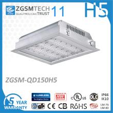 Lumileds 3030 Chips 150 Watt LED Gas Station Canopy Light