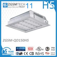 Lumileds 3030 lasca a luz do dossel do posto de gasolina do diodo emissor de luz de 150 watts