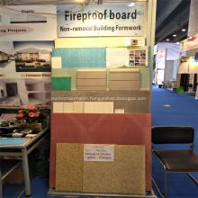 Fiberglass Mesh Fireproofing 6mm Magnesium Oxide Board