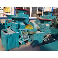 Proveedor profesional de máquina de briquetas de carbón y carbón negro