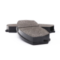 A qualidade superior chinesa modifica a pele de freio da almofada de freio da peça de automóvel para o carro