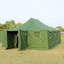 Grande lona impermeável exército inverno tendas de acampamento