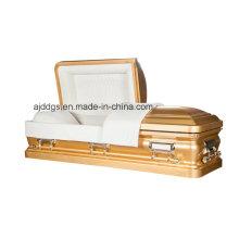 Американский стиль стали гроб (16179053)