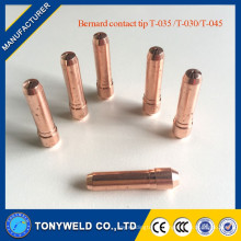 Bernard QQ series contact tips T-035