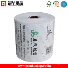Shop, Supermarket, Usage and Heat Sensitive Feature Thermal Paper Roll