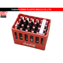 Small Bottle Plastic Cola Crate Mould