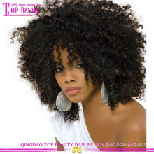 Hot selling wholesale cheap price full lace wig kinky curly wig