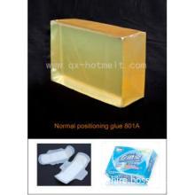Positioning Hot Melt Adhesive for Sanitary Napkin