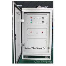 Sistema de monitorización en línea del aceite del transformador