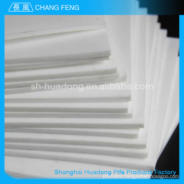 Excellent corrosion resistance pure virgin teflon ptfe sheet