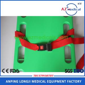 china satety belt emergency medical backboard straps manufacturers