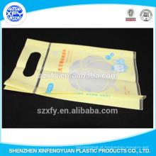 Bebê fralda inferior encerramento plástico embalagem saco