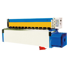 Q11-4X3200 Mechanische Art Guillotine Schermaschine