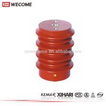 Soporte de barras colectoras de resina de epoxi de media tensión declarada KEMA