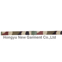 Polyester Webbing Belt with Alloy Buckle in Woolland (HY-WB014)