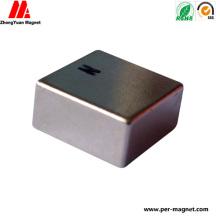 Магнит редкоземельного металла Композитный и постоянный тип Стабильный высококачественный блок Магнит NdFeB Пзготовителей