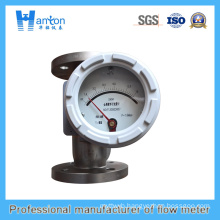 Metal Tube Gas Rotameter Ht-173