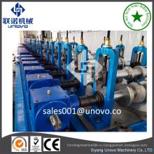 Производственная линия овальной трубы Siyang Unovo