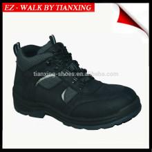 PU/TPU outsole safety shoes