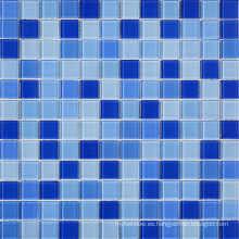 Mosaico de Cristal de 4 / 8mm para Piscina