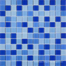 4/8mm Crystal Glass Mosaic for Swimming Pool