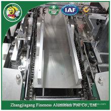 Machine de collage de dossier de carton d'onduleur de vente chaude de prix bas