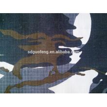 A tela 100% da mistura do ripstop do tc da tela de algodão / camuflagem digital militar imprimiu para a tela uniforme militar
