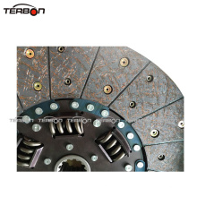430*250*14*48*6S Truck clutch disc Auto parts supplier