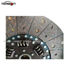 Fornecedor de autopeças do disco de embreagem do caminhão de 430 * 250 * 14 * 48 * 6S fornecedor