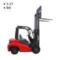 Empilhadeira a diesel de 3,5 toneladas 5m