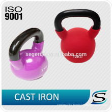colorful competition gym kettlebell
