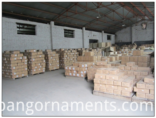 Final product warehouse