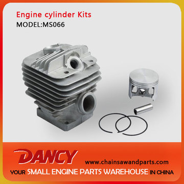 MS066 engine parts-cylinder kits