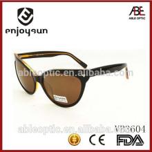 Hot Sell 2015 Summer Promotion Custom Logo Moda Óculos de sol