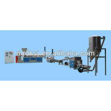 High Quility And Hot Selling PP PE Film Recycling Machine