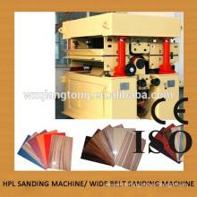 Machine de ponçage de type lourd pour ponçage HPL / HPL