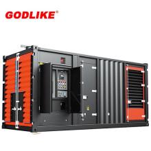 Générateurs diesel silencieux de 1000kVA / 800kw CUMMINS (KTA38-G5) avec Ce / OIN