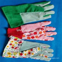 FURUNDA Garten Blumen gedruckt beliebten pvc Arbeitsgarten Hand Handschuhe Sicherheits-Handschuhe