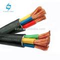 Cable de cableado general, cable no blindado, cable de alimentación flexible RV-K