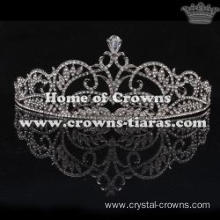 Wholesale Beauty Crystal Wedding Tiaras Peace Love Diamonds