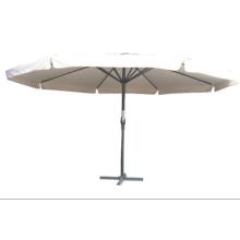 Aluminium Parasol 5M parapluie droit luxe Durable
