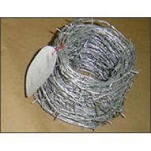 Alambre de púas de aleación de aluminio de alta calidad