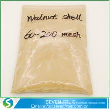 Amostras grátis para polir nozes em porca / Walnut Shell Blaster