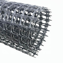 Polypropylene Geogrid  Biaxial Plastic Geogrid For Road Geogrid Prices