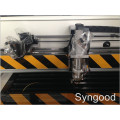 CO2 Металл Нет-металл Лазерная машина для резки SS 1.5 мм Нет металла Акриловая 30мм Древесина 23мм 150W 1300 * 2500мм