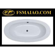 Baignoire de bain simple acrylique simple (BA-8810)