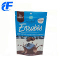 New design plastic coffee stand up pouch