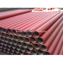 Dn125mm*4.5mm*3000mm Concrete Pump Pipes for Boom Pump