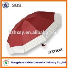 70cm Big Size Manual Open Fold Umbrella