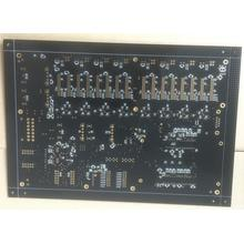 Low Cost for 2 Layer Eing Board 4 layer 1.6mm 2 OZ black solder ENIG PCB supply to Germany Supplier
